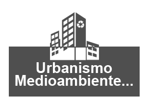 Urbanismo, obras públicas y medioambiente.