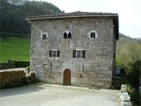 Arquitectura de Arantza - Iglesia